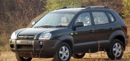 Hyundai tucson технические характеристики