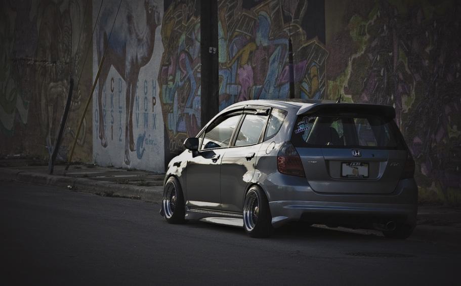 Хонда Фит
