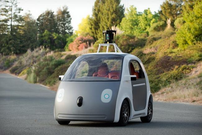 Google автомобиль беспилотник