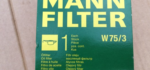 Mann Filter W75/3